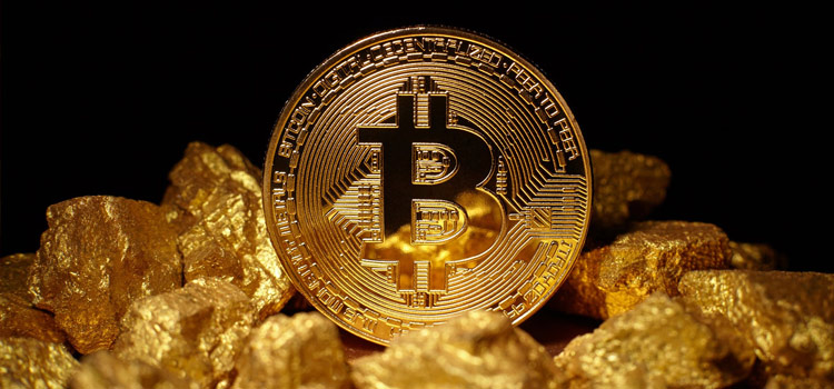 Bitcoin And Ethereum Follows While Gold Is Breaking Records