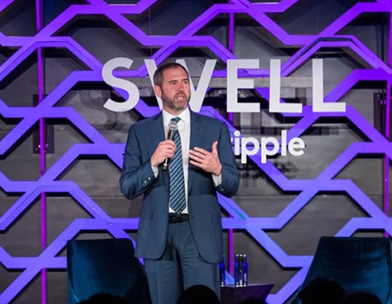 Ripple CEO Brad Garlinghouse, reacts To XRP Sell-Off