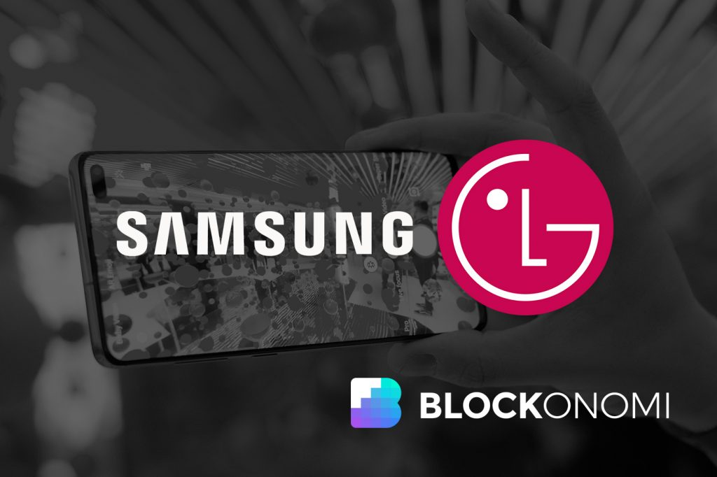 Lg works On Cryptocurrency Smartphone As Samsung Release Another