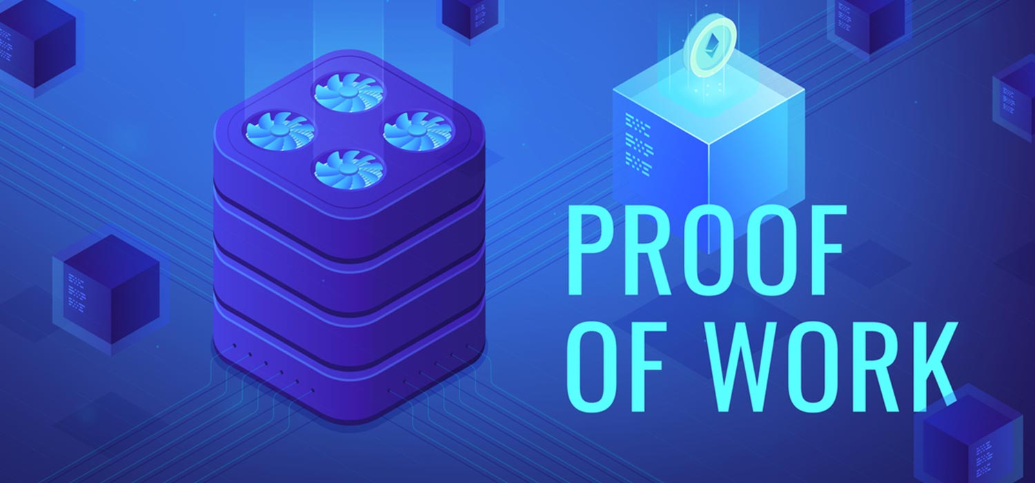 What is Proof of Work Coinsfera
