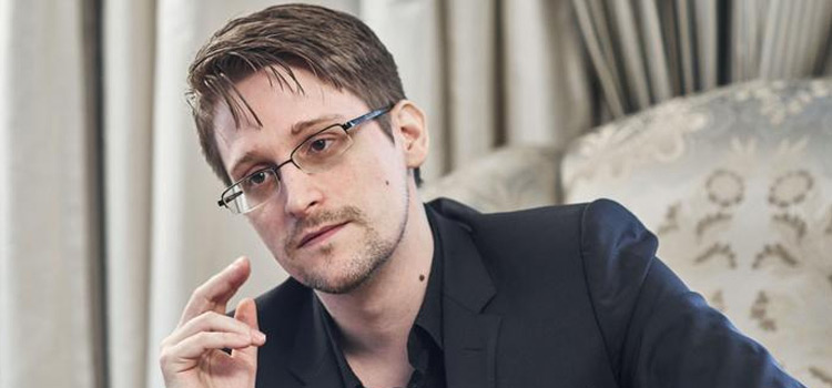 Edward Snowden's Bitcoin Tweet Goes Viral
