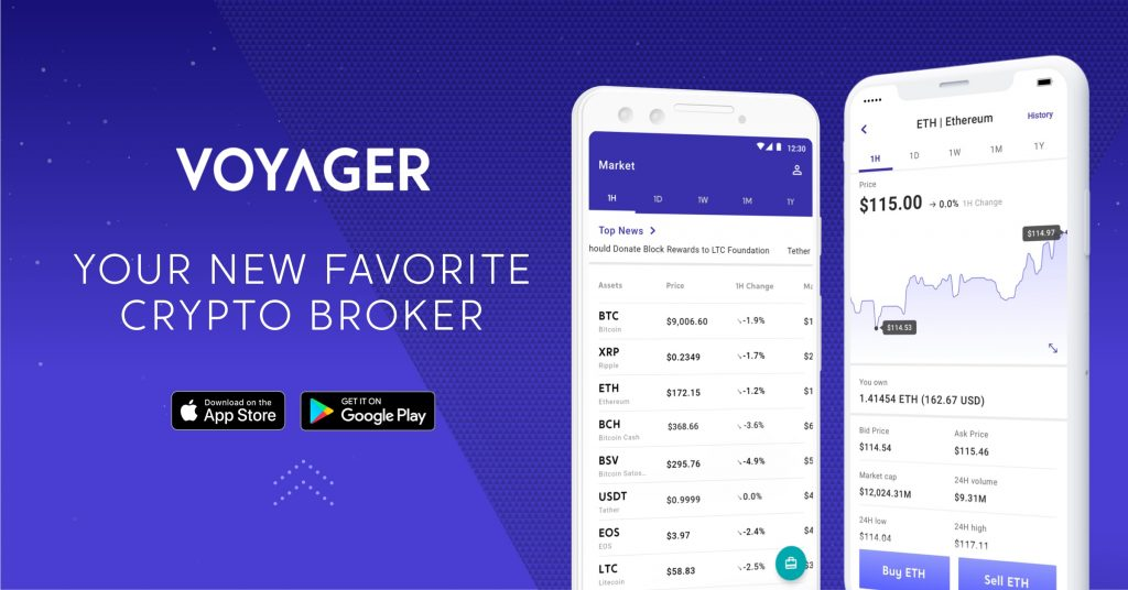Voyager Digital Bitcoin Standing and BTC investment