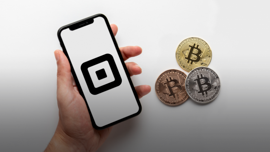 square inc bitcoin standing